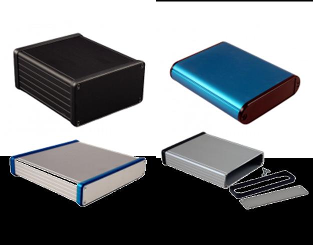 Alumiiniprofiilikotelot