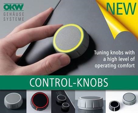 OKW CONTROL-nupit (NEW!)
