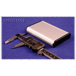 Hammond profiilikotelo 100x72x19 mm, kirkas