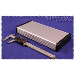 Hammond profiilikotelo 220x103x31 mm