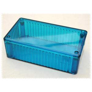 Hammond PC-kotelo 119x66x40mm, Ice Blue, IP54