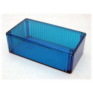 Hammond PC-kotelo 150x81x50mm, Ice Blue, IP54