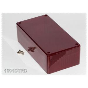Hammond PC-kotelo 150x81x50mm, IR Red, IP54