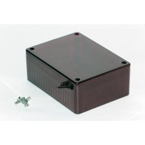 Hammond PC-kotelo 109x81x45mm, IR Red, IP54