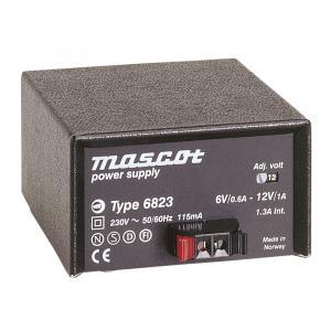 6823/6-12VDC 12W, pikaliittimillä