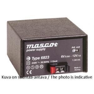 6823/12-24VDC 12W, pikaliittimillä