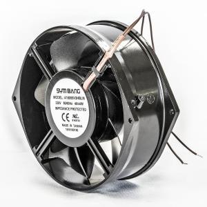 AC-tuuletin 150x172x55 mm, 230 VAC/46 W