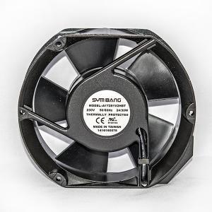 AC-tuuletin 172x151x51 mm, 230 VAC/25 W