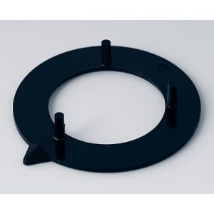 OKW knob arrow disk 40, black