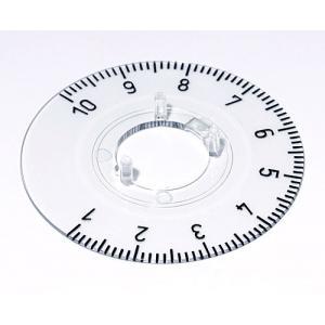 OKW knob dial 31, transparent