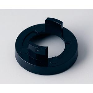 OKW knob nut cover 23, without line, black