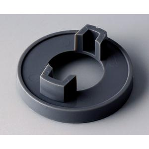 OKW knob nut cover 31, without line, grey