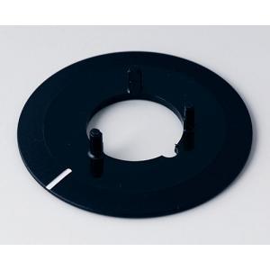 OKW knob disk 31, with line