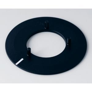 OKW knob disk 40, with line