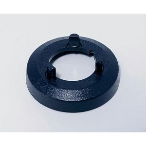 OKW knob nut cover 13.5, without line, black
