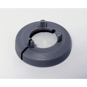 OKW knob nut cover 13.5, with line, grey