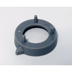 OKW knob nut cover 16, without line, grey