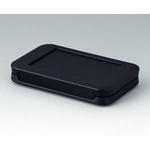 SOFT-CASE S, 82x51x14 mm, black IR