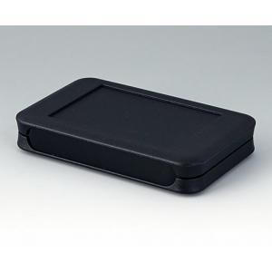 SOFT-CASE M, 105x65x19 mm, black IR