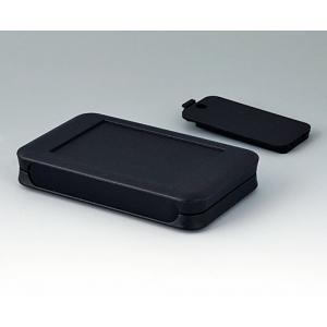 SOFT-CASE M, 105x65x19 mm, 2 x AAA, black IR