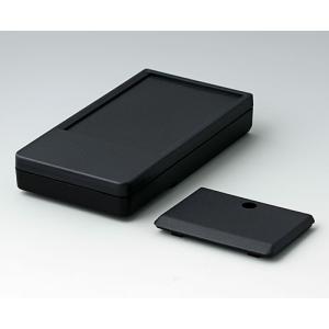DATEC-POCKET-BOX L 120x65x22 mm black IR IP54