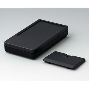 DATEC-POCKET-BOX L 120x65x22 mm, black IR