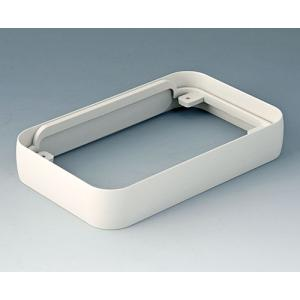 SOFT-CASE L intermediate ring, off-white