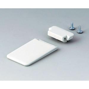 OKW SOFT-CASE tilt foot bar set, off-white