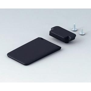OKW SOFT-CASE tilt foot bar set, black