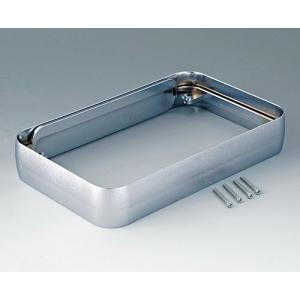 SOFT-CASE XL intermediate ring, chromed