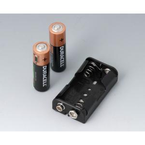 OKW SENSO-CASE battery holder 2 x AA