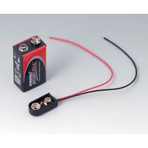 OKW SENSO-CASE plug-in contact 1 x 9V (PP3)