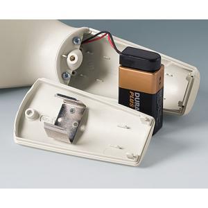 OKW SENSO-CASE battery holder 1 x 9V (PP3)