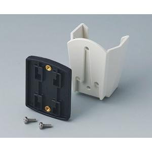 Holder + adapter for Smart-Case M, off-white