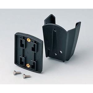 Holder + adapter for Smart-Case M, black