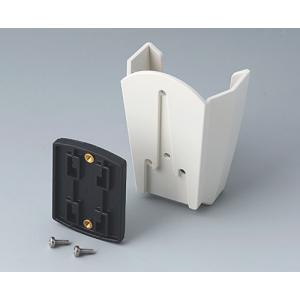Holder + adapter for Smart-Case L, off-white