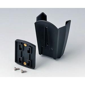 Holder + adapter for Smart-Case L, black