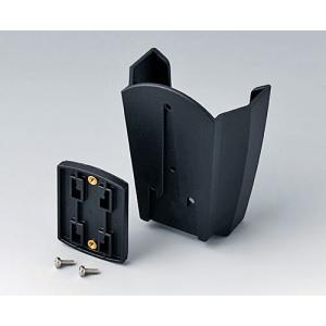 Holder + adapter for Smart-Case XL, black