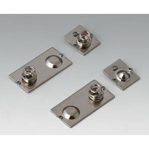 OKW Set of battery clips, 3 x AAA