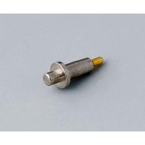 Spring contact 3A, 0,3N, nickel-silver