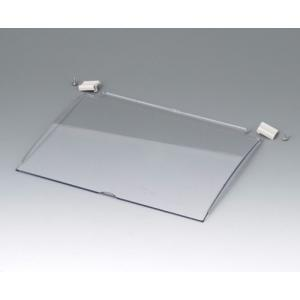OKW A9194131 DIATEC M clear hinged lid