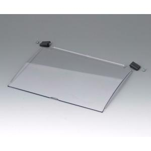 OKW A9194132 DIATEC M clear hinged lid