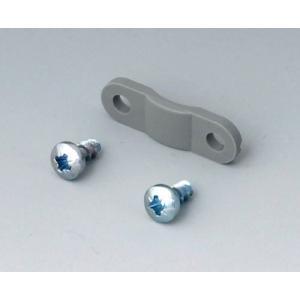 Strain relief including screws