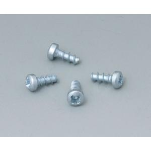 Set of  2,5x6 mm PZ1 screws, 4 pcs