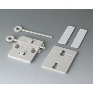 Universal wall suspension element
