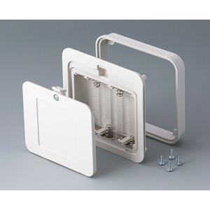 CARRYTEC battery compartment, 5xAA, off-white