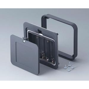 Battery compartment, 5 x AA