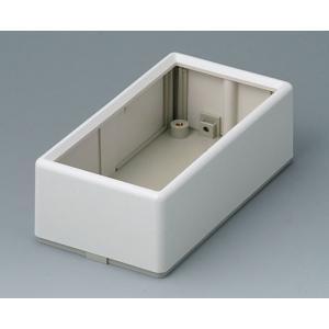 FLAT-PACK CASE 120A 120x65x40 mm, open