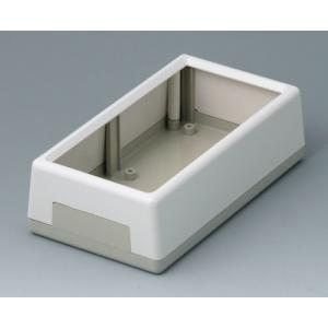 FLAT-PACK CASE 150A 150x85x45 mm, open