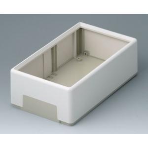 FLAT-PACK CASE 210A 210x125x70 mm, open